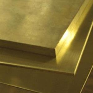 Brass Waterjet Cutting
