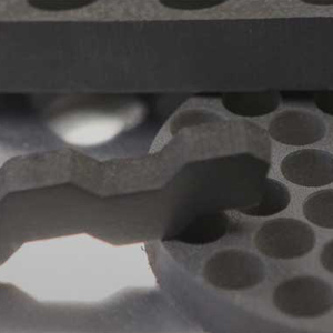 plastic waterjet cutting